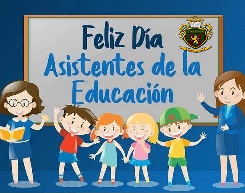 Día del profesor y Asistente de la Educación